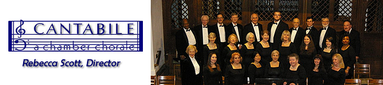 Cantabile Chamber Chorale